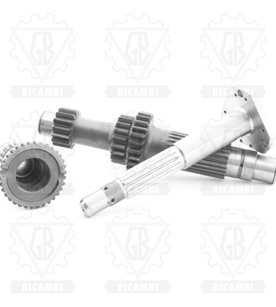 0-008-4826-3-PRIMARY-SHAFT-CPT- Z-20---27