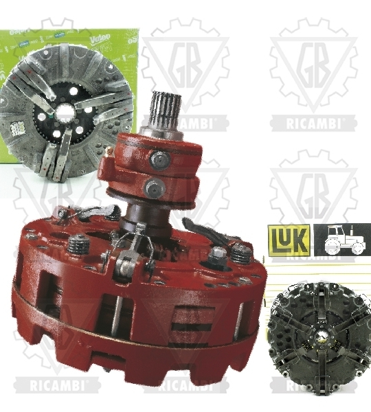 CLUTCH KIT WITH DISC