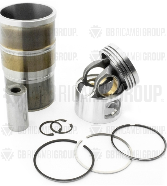 PISTON AND CYLINDER KIT