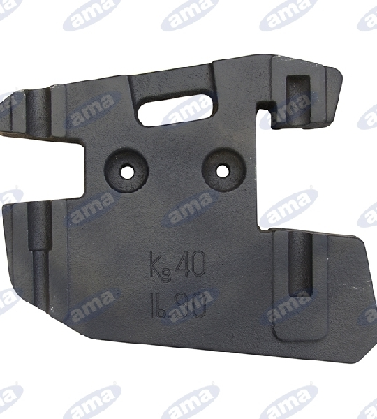 00424-BALLAST-OF-40-KG-ADAPTABLE-TO-REF-0-96929-40-0-10