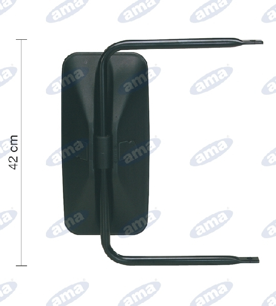 03119-Left-rear-view-mirror-arm-length-270mm,arm-18-mm,-cup-346x162mm