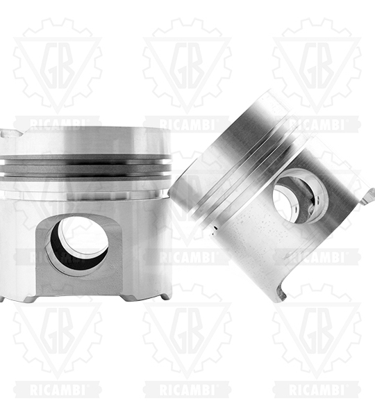 PISTON WITHOUT RINGS
