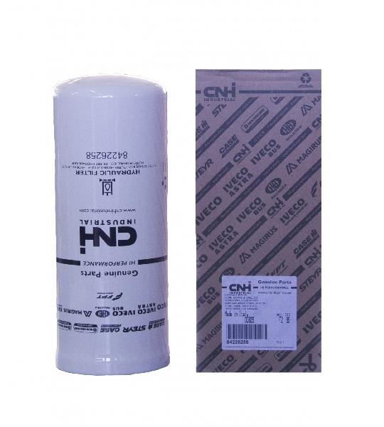 84226258--HYDRAULIC-DELIVERY-OIL-FILTER-replaces-48142231