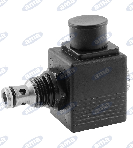 89315-ELECTRIC-VALVE-2-WAYS-NORMALLY-CLOSED-WITH-DOUBLE-SEAL-24VCD