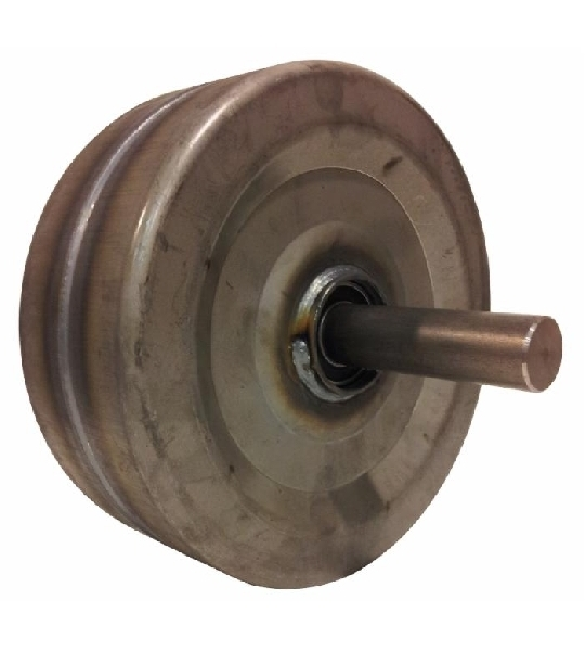 89981-COMPLETE-SHEET-METAL-WHEEL-WITH-SHAFT
