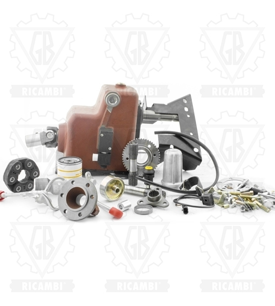 FRONT PTO CLUTCH KIT
